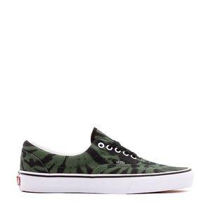 Vans Tie Dye Garden Green Sneakers